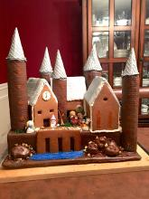 Hogwarts Holiday by Girl Scout Troop #95729 of Whippany - Scout Winner